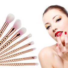 8PCS Kabuki Make up Brushes Set Makeup Foundation Blusher Face Powder Brush AU