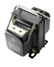 AUTO TRANSFORMADOR DE VOLTAJE 220 a 110V y 110 a 220V ca. -100 WATIOS-
