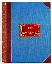 THE BEAUTIES OF THE BOSPHORUS VIEWS OF CONSTANTINOPLE PARDOE W H BARTLETT ILLUST