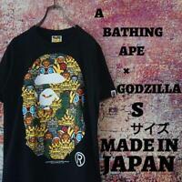 A BATHING APE Godzilla T-shirt