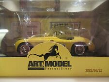 1:43 Art Model 1950 Ferrari 166 MM S Ore di Parigi yellow ART012