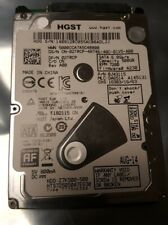 "HGST 500GB HDD Hard Drive 2.5"" 7200RPM Laptop SATA"
