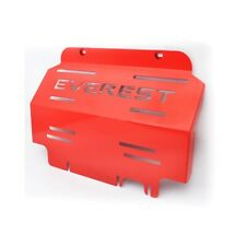 Skid Plate Under Front Bumper Cover Red For Ford Everest 2018 2019 OEM NEW