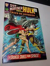 Tales to Astonish 88 (Nice!) Hulk; Sub-Mariner; Marvel Comics Silver Age