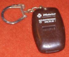 Porte-clé Keychain Sifflet Whistle masque à soudure SOUDOTECHNIC METALLIT Pfeife