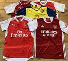 Arsenal Shirt Bundle - Five (5) Shirts - Mens Medium