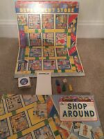 Early Learning Centre Shopping Board Game Age 4-7