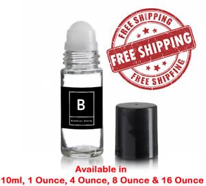 H'ugo B'oss Reversed Men Perfume Type, 100% pure uncut body oil - Choose Sizes