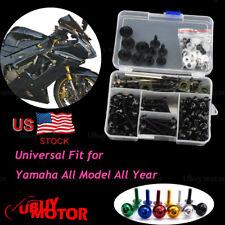 Yamaha YZF R1 2004 2005 2006 CNC M6 Windshield Fairing Bolt Kit Bodywork Screws