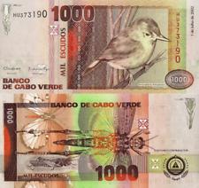 CAPE VERDE 1000  Escudos from 2002, P65s, UNC
