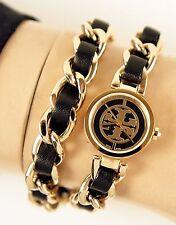 Original TORY BURCH Uhr Damenuhr REVA MINI MIT DOPP. KETTENARMBAND  NEU!UVP:350€