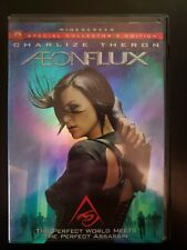 Aeon Flux Dvd Special Collectors Edition With Case & Cover Art Buy 2 Get 1 Free