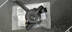 Brompton 3 speed internal Hub Gear Shifter integrated Brake lever & Bell Black