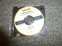New Holland Models L160 & L170 Skid Steer Loader Shop Service Repair Manual CD