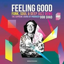 Feeling Good Supreme Sound of Bob Shad Various Artists Double LP Vinyl 15 Track