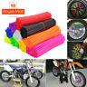 36/72Pcs Wheel Spoke Wraps Rims Skins Motorcycle Protector Covers Motocross