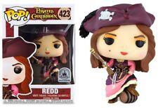 Disney Parks Funko Pop - Pirates Redd Metallic Park Exclusive 423