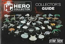 Star Trek Eaglemoss Official Starships Collection Guide FREE SHIPPING
