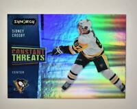 2020-21 UD Synergy Constant Threats #CT-15 Sidney Crosby - Pittsburgh Penguins
