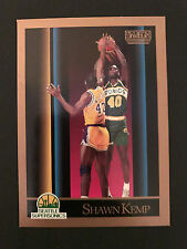 1990 Skybox Basketball - Shawn Kemp - Rookie Card - Card # 268