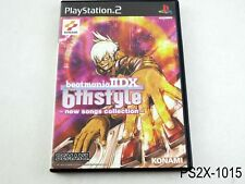 beatmania IIDX 6th Style Playstation 2 Japanese Import Japan 6 PS2 US Seller B