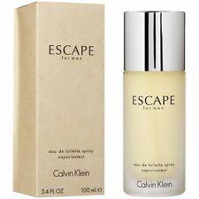 Calvin Klein Escape For Men 100 ml Eau de Toilette Spray NEU OVP