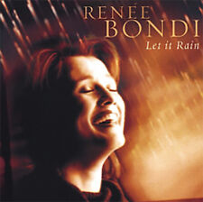 Renée Bondi - Let It Rain CD 2002 Capo Recording ** NEW ** STILL SEALED **