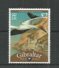 GIBRALTAR 2008 BIRDS OF THE ROCK £2 NORTHERN GANNETT SG,1259a U/MM LOT 8504A