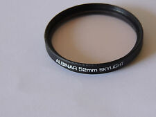 Albinar 52m  Skylight Glass Filter Japan filers for color and black and white f
