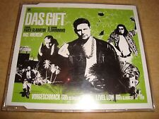 FADER GLADIATOR feat. FLOWINIMMO - Das Gift  (Maxi-CD)