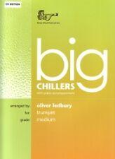 BIG CHILLERS Trumpet Ledbury Book & CD