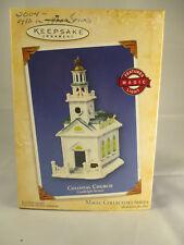 2004 Hallmark Colonial Church Magic Collector's Series