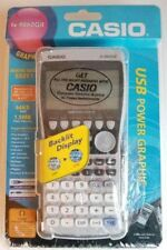 NEW Casio FX-9860GII USB Graphing Calculator Backlight LCD Free Us Shipping