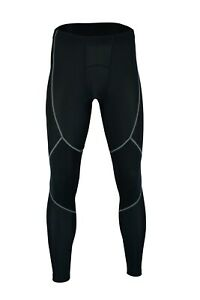 Logic Mens Athletic Compression Running Tights Under Armour Base Layer Running