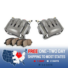 Front Brake Calipers And Ceramic Pads For 2001 2002 2003 2004 2005 LEXUS IS300
