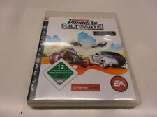 PlayStation 3  PS 3  Burnout: Paradise - The Ultimate Box