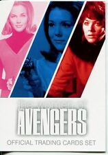 Women Of Avengers Complete 54 Card Base Set