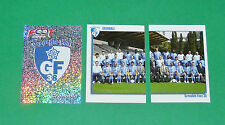 PANINI FOOTBALL FOOT 2004 GRENOBLE FOOT GF 38 COMPLET FRANCE 2003-2004