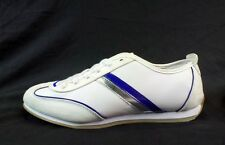 NEW Womens TOMMY HILFIGER 'Princess' Shoes 10 White sneakers tennis blue