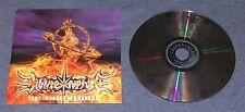 2003 METAL ~ DIVINE RAPTURE ~ The Burning Passion ~ RARE PROMO ~ PROMOTIONAL CD