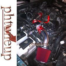 1995-1997 Ford Ranger XL XLT Mazda B2300 SE 2.3 2.3L SOHC AIR INTAKE KIT RED