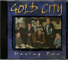 "GOLD CITY....""HAVING FUN""......OOP RARE HARD TO FIND GOSPEL CD"