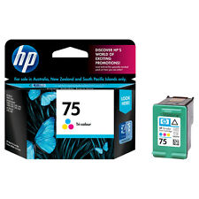 300 Virgin Empty Genuine HP 75 Ink Cartridges FRESH collected from schools