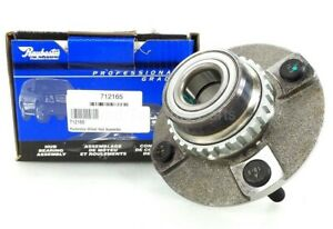 NEW Raybestos Hub & Bearing Assembly Rear 712165 for Hyundai Accent 1.5L 1997-99