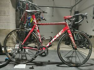 Time RXR Ulteam DuraAce. Large Frame - 76cm from BB to Saddle