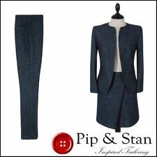 Business Patternless 3 Piece Suits & Tailoring for Women