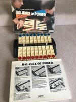 Vintage & Rare Palitoy Balance Of Power Retro Game- Complete VGC