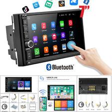 7'' Android 8.1 Universal Car GPS Navigation Mp5 Player Bluetooth WIFI Radio FM