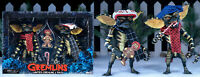 NECA GREMLINS - XMAS CAROL WINTER SCENE 2-PACK - VERSION A  - NEU/OVP