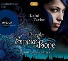 Daughter of Smoke and Bone - Zwischen den Welten - Taylor - MP3  NEU und OVP